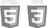 desarrollada en HTML 5 y CSS 3